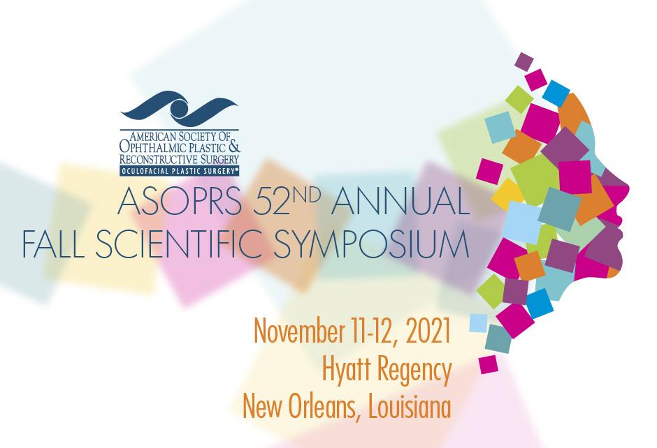Simposio científico de otoño de ASOPRS 2021