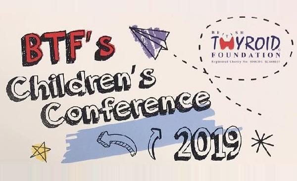 Conferencia infantil de la British Thyroid Foundation