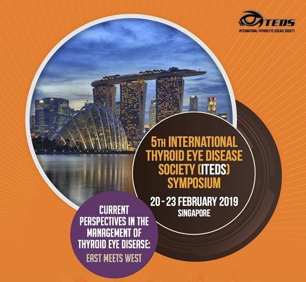Simposio Internacional de la Sociedad Internacional de Enfermedades Oculares Tiroideas