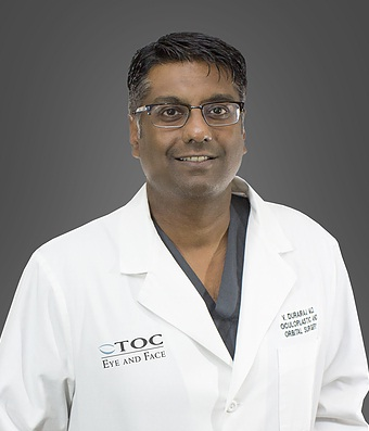 Vikram David Durairaj, MD, FACS
