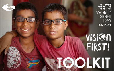 World Sight Day: Vision First!
